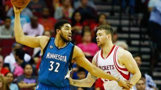 #Karl-Anthony Towns