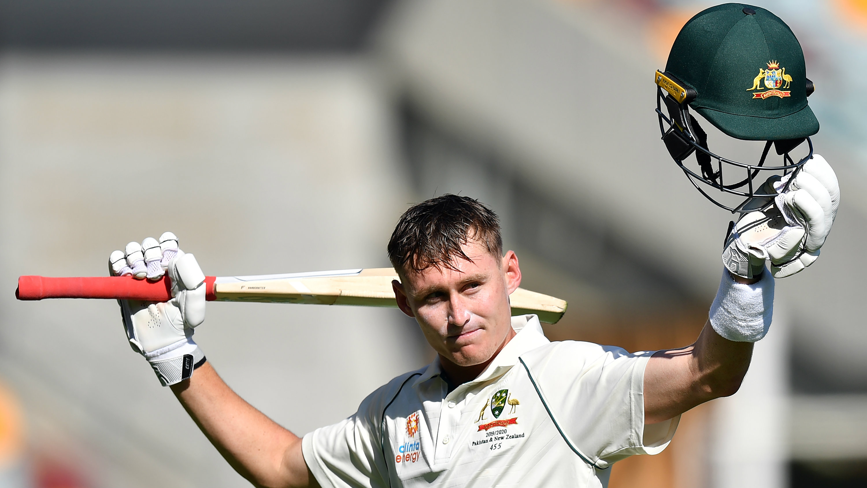 Jason 'Dizzy' Gillepsie welcomes Marnus Labuschagne into 200 club with hilarious letter