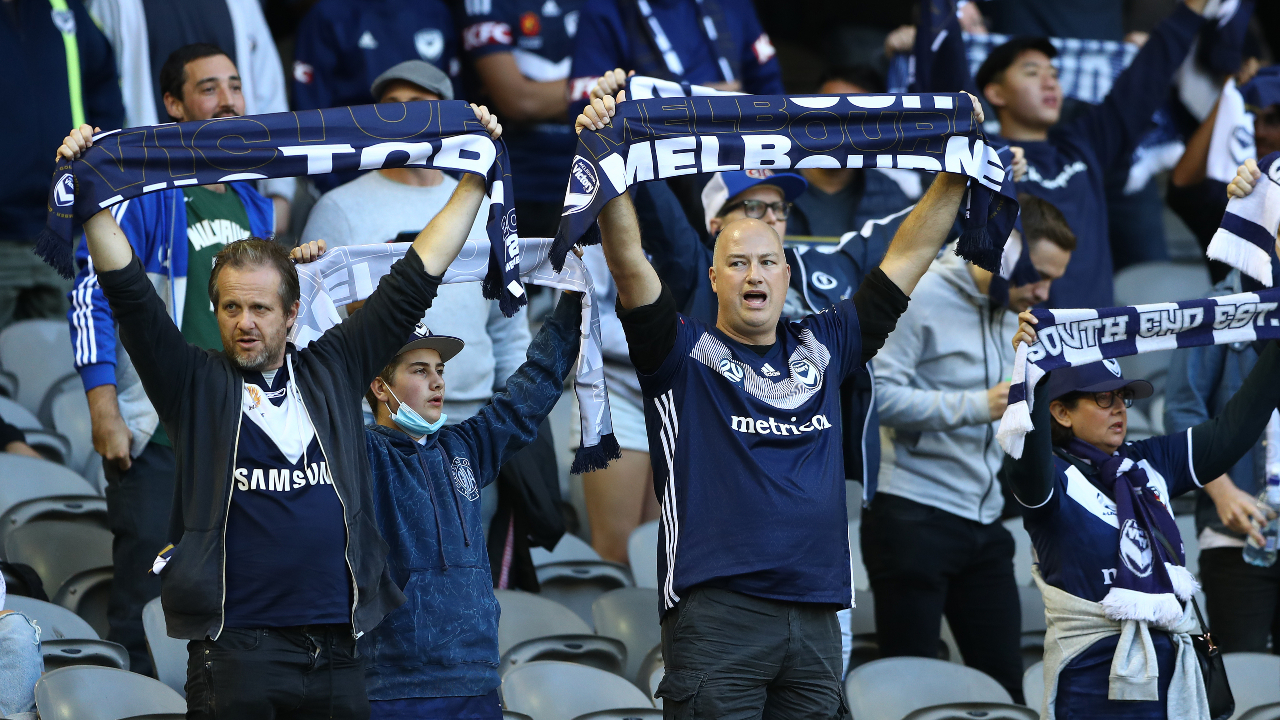 'Something I've never seen before' - Melbourne Victory fans turn on players after derby thrashing