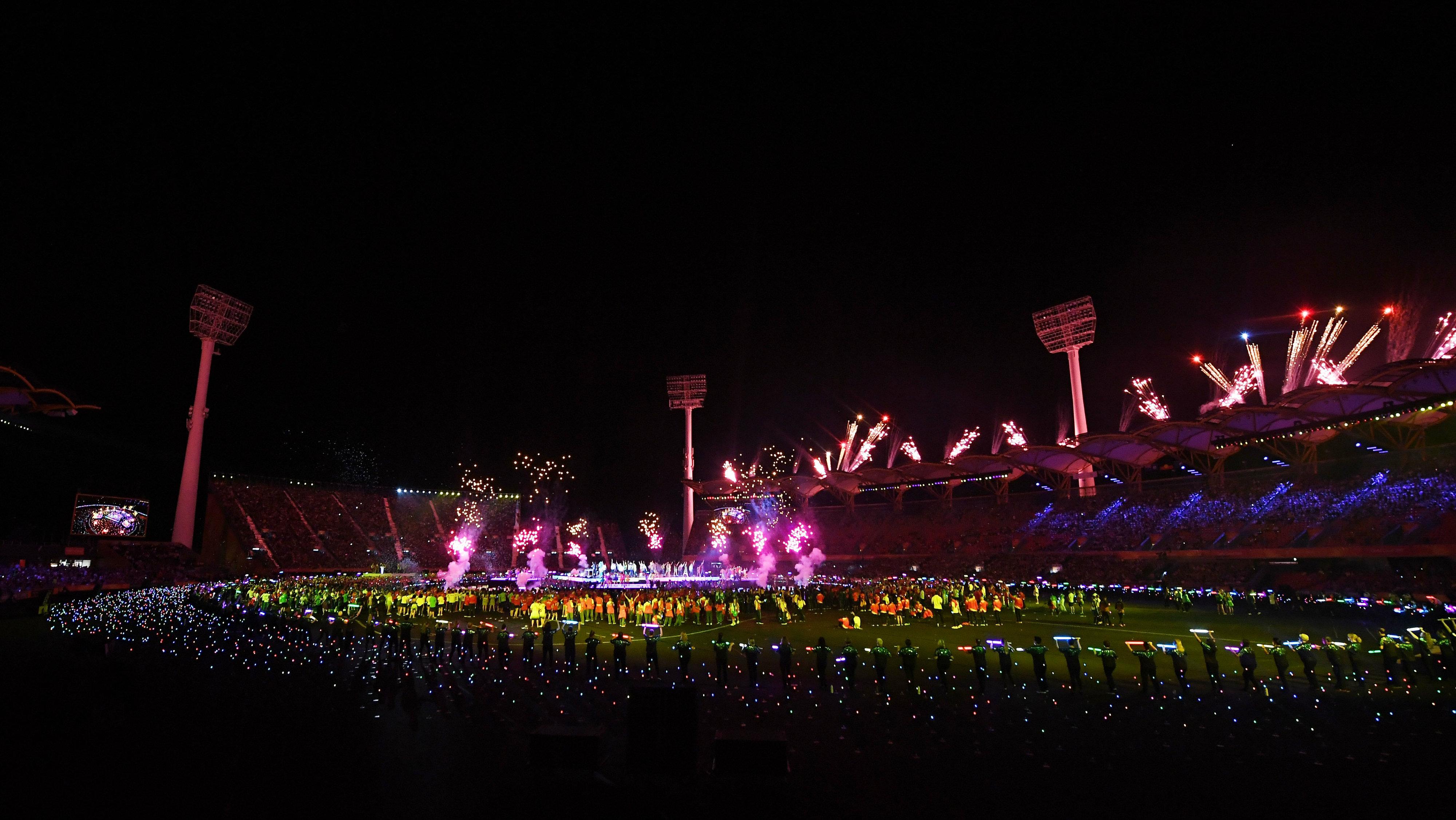 2018 Commonwealth Games closing ceremony