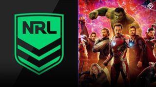 NRL Avengers Split