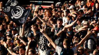 Carlton fans