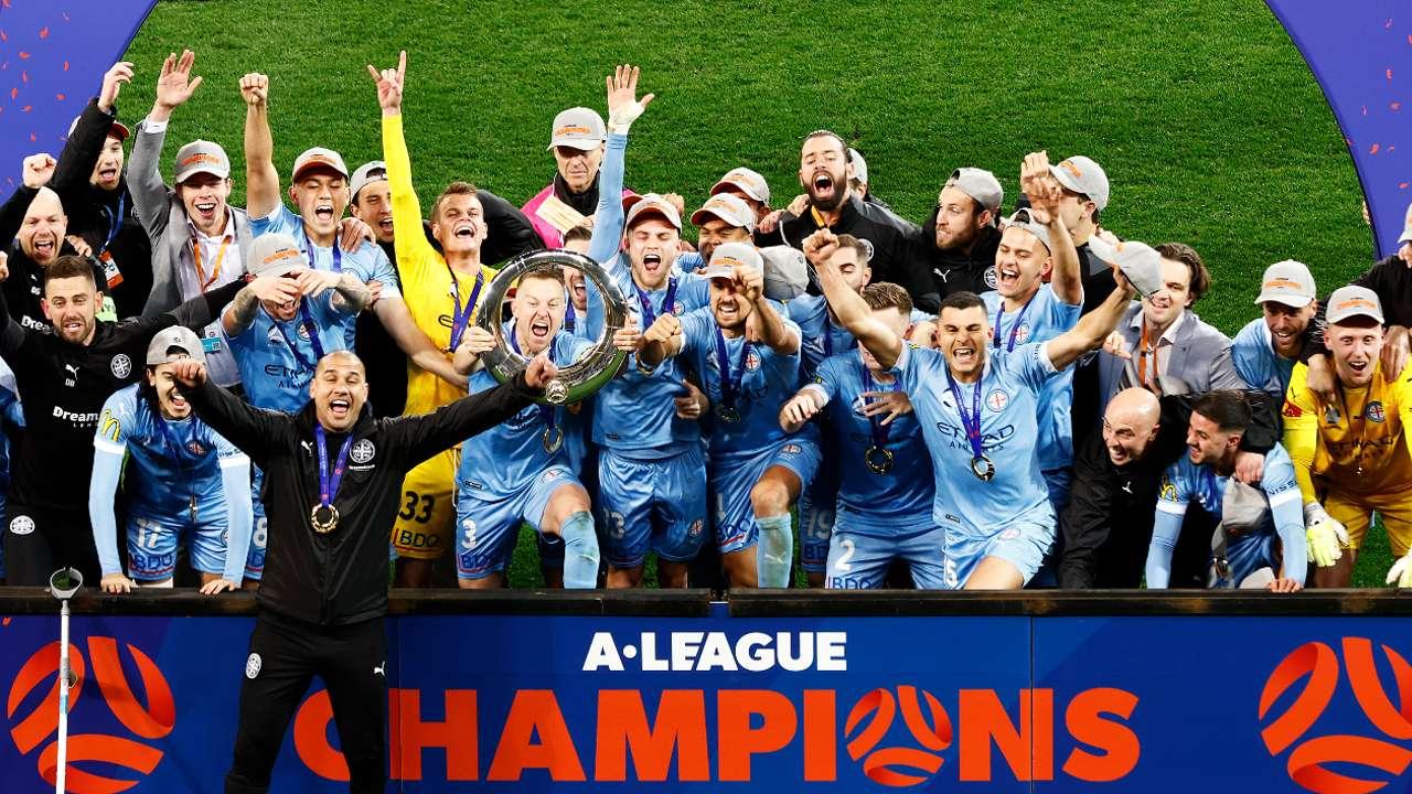 Melbourne City A-League
