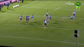 Josh Dugan air swing