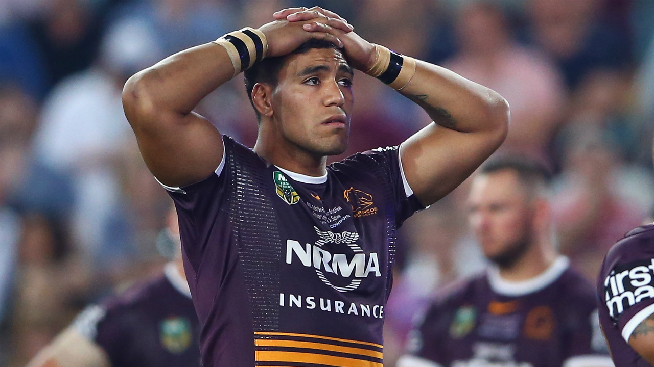 NRL 2020: Brisbane Broncos stand down Joe Ofahengaue for two games after drink driving offence
