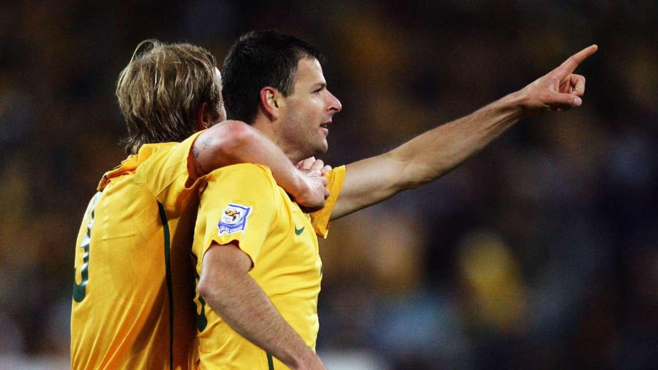Mile Sterjovski Socceroos