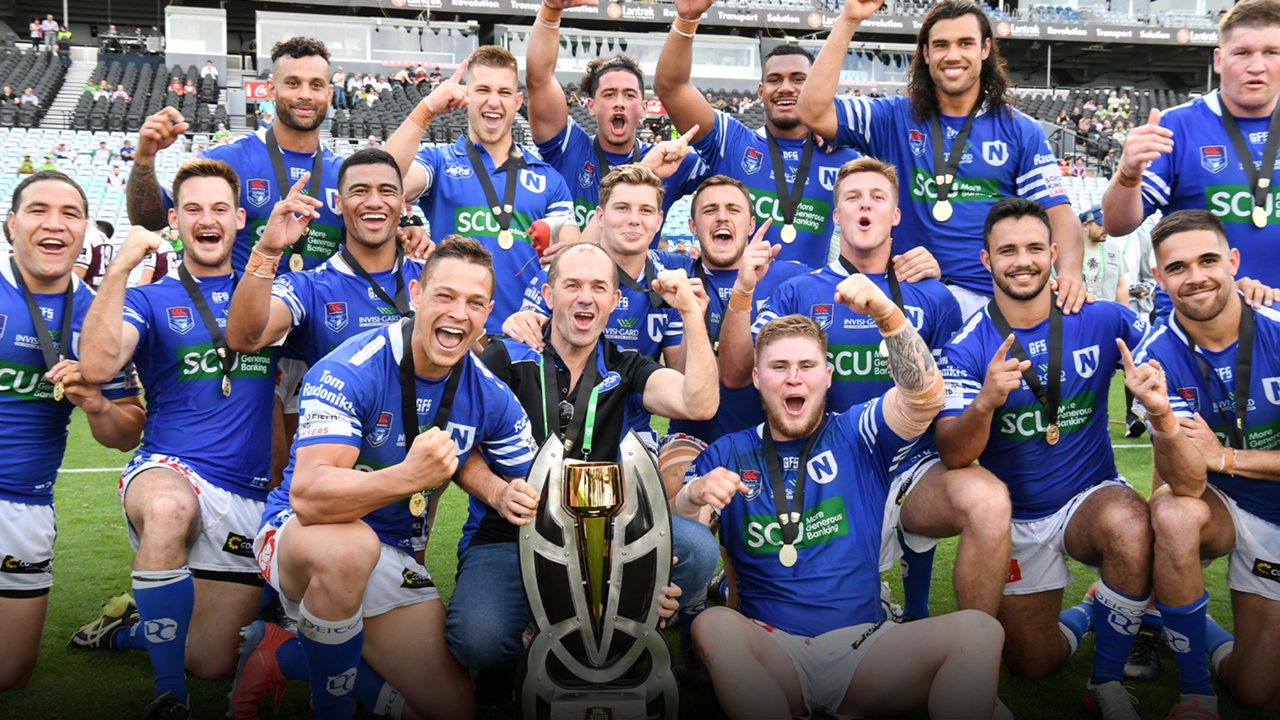 newtown jets trophy