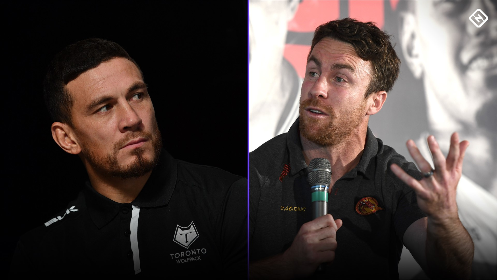 James Maloney hammers Sonny Bill-Williams with brutal sledge on eve of Super League season