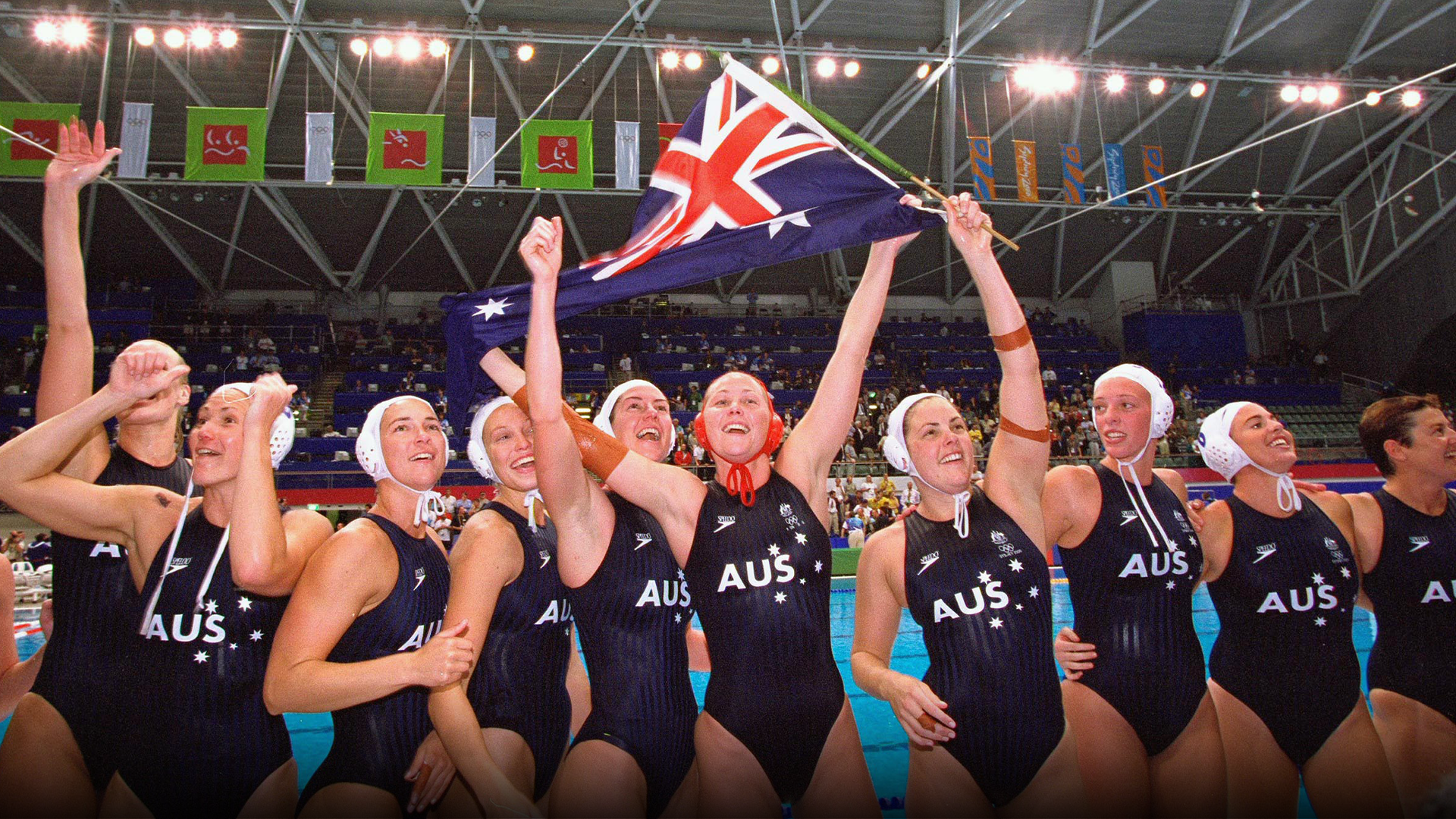 Sydney 2000: The incredible story behind Australia's Women's Water Polo gold medal at the Sydney Olympics
