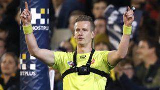 AFL umpire score review
