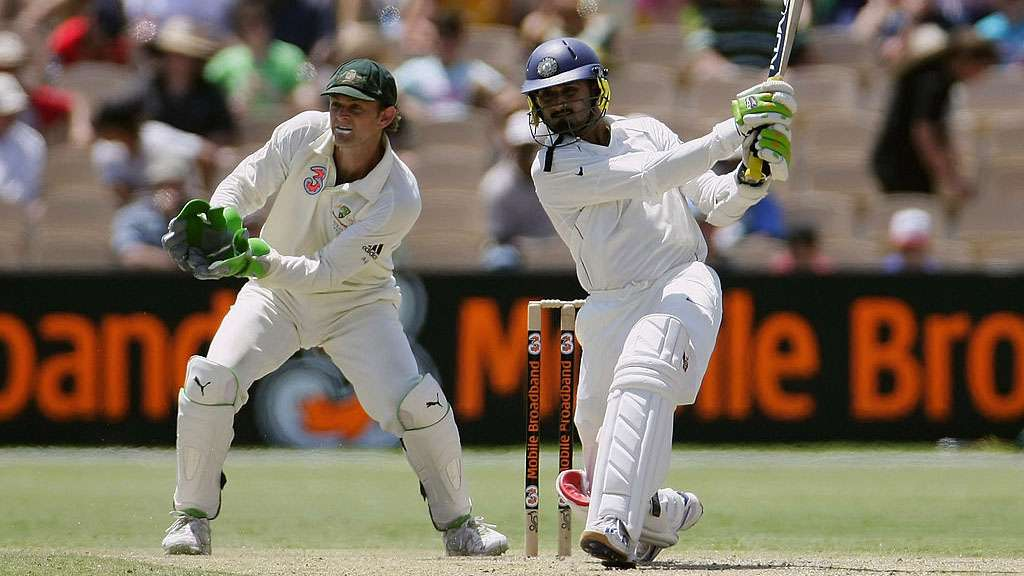 Adam Gilchrist and Harbhajan Singh