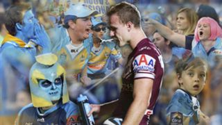 Titans fans react to Daly Cherry-Evans backflip