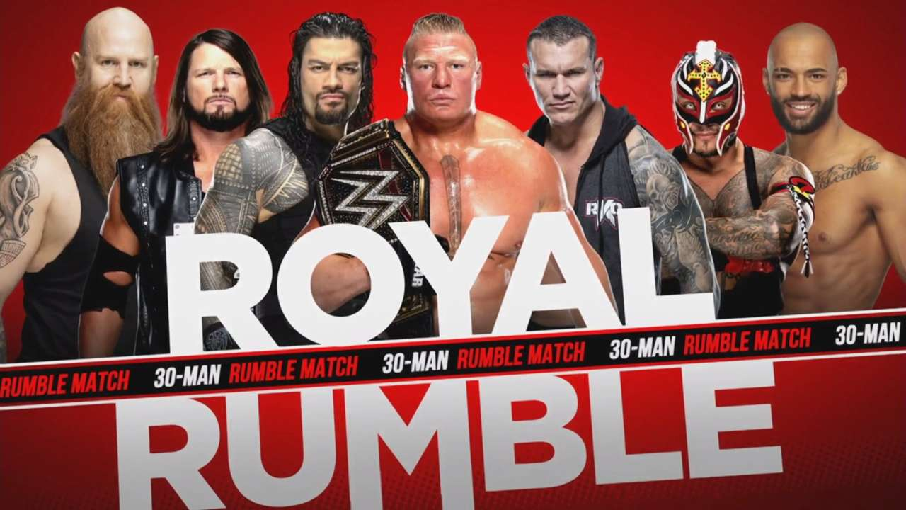 Royal Rumble 2020
