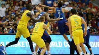 #Australia basketball