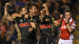 #Penrith Panthers