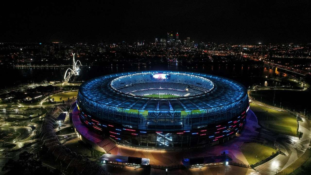 Optus Stadium Origin