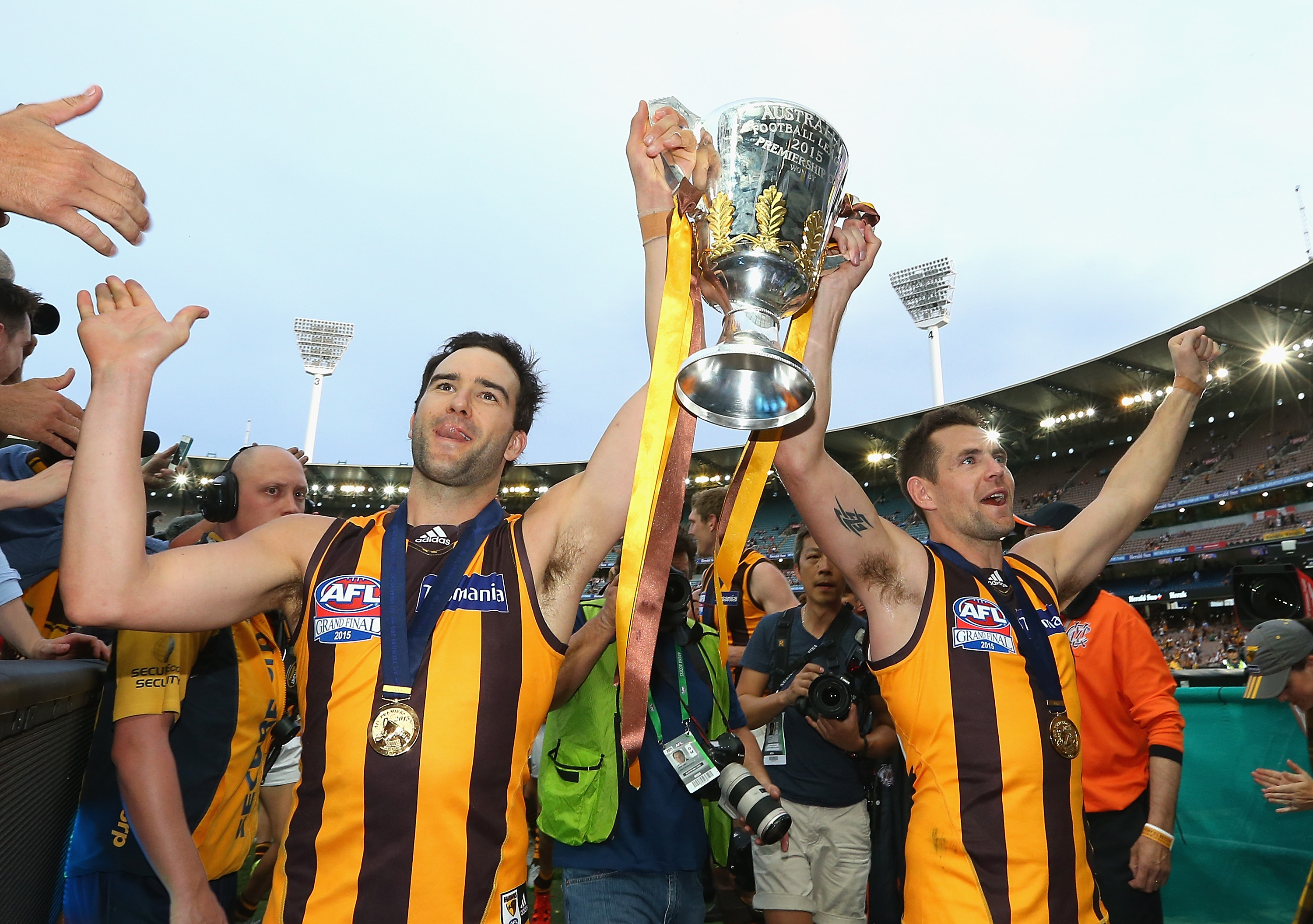 2021 Afl Premiership Odds