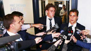 #Charlie and Ed Curnow AFL tribunal