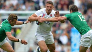 Sam Burgess - England v Ireland