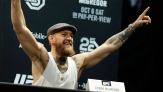 # Conor McGregor