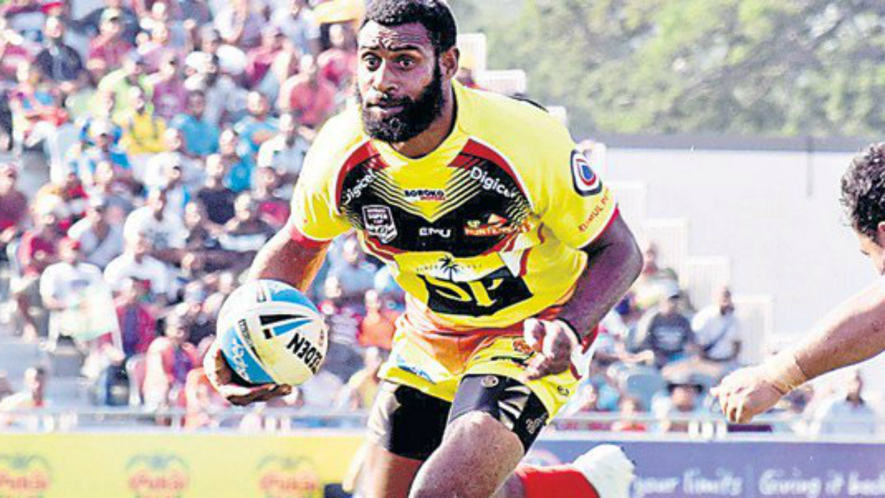 Nrl Signing News South Sydney Rabbitohs Sign Png S Edene Gebbie For Next Two Seasons Sporting News Australia