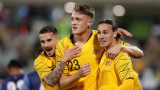 Harry Souttar Socceroos