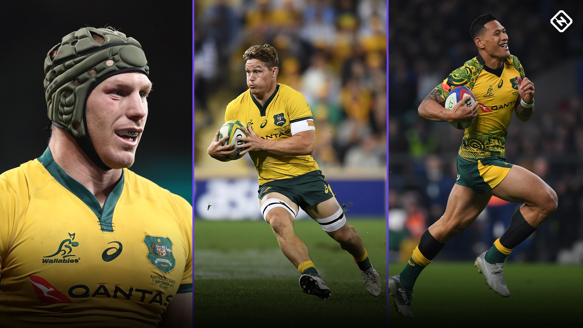 Wallabies Xv Of The Decade 2010 2019 Sporting News Australia