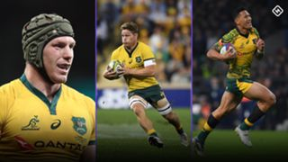 Wallabies Team Of Decade Trio