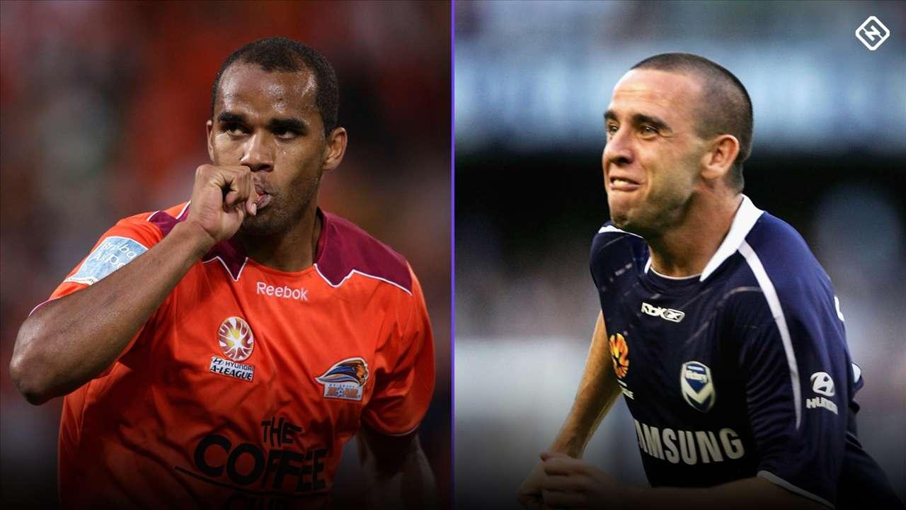 Reinaldo/Robinson split