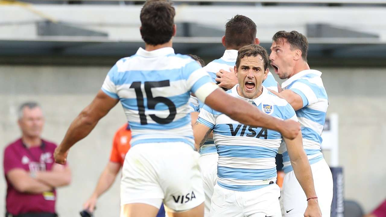 Argentina defeat New Zealand, Rugby Championship