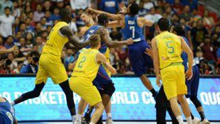 #Australia brawl