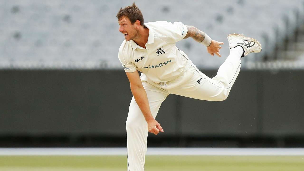 James Pattinson Victoria Sheffield Shield