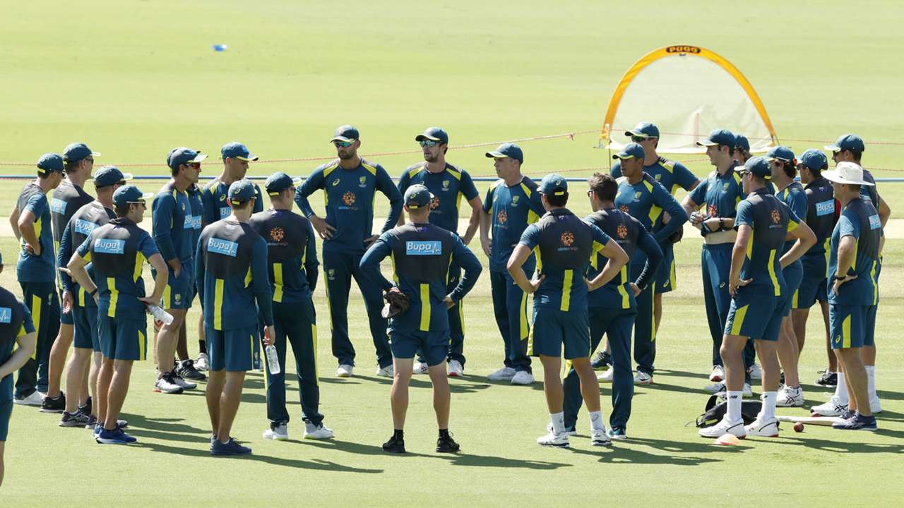 Australia second Test