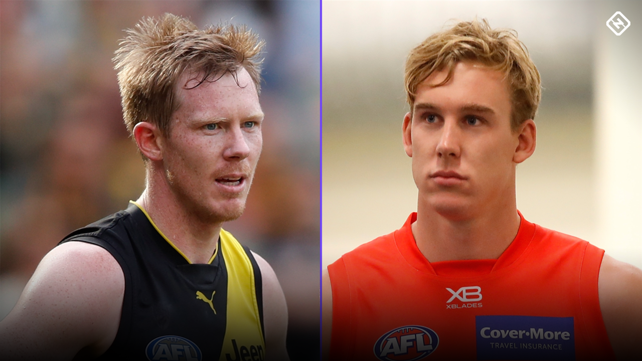 #jack riewoldt tom lynch richmond