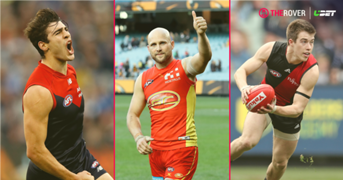 #Rover Brownlow Round 12