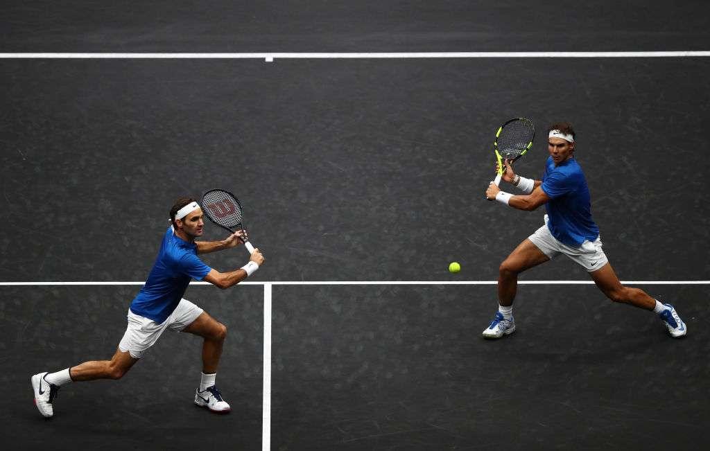 Federer/Nadal