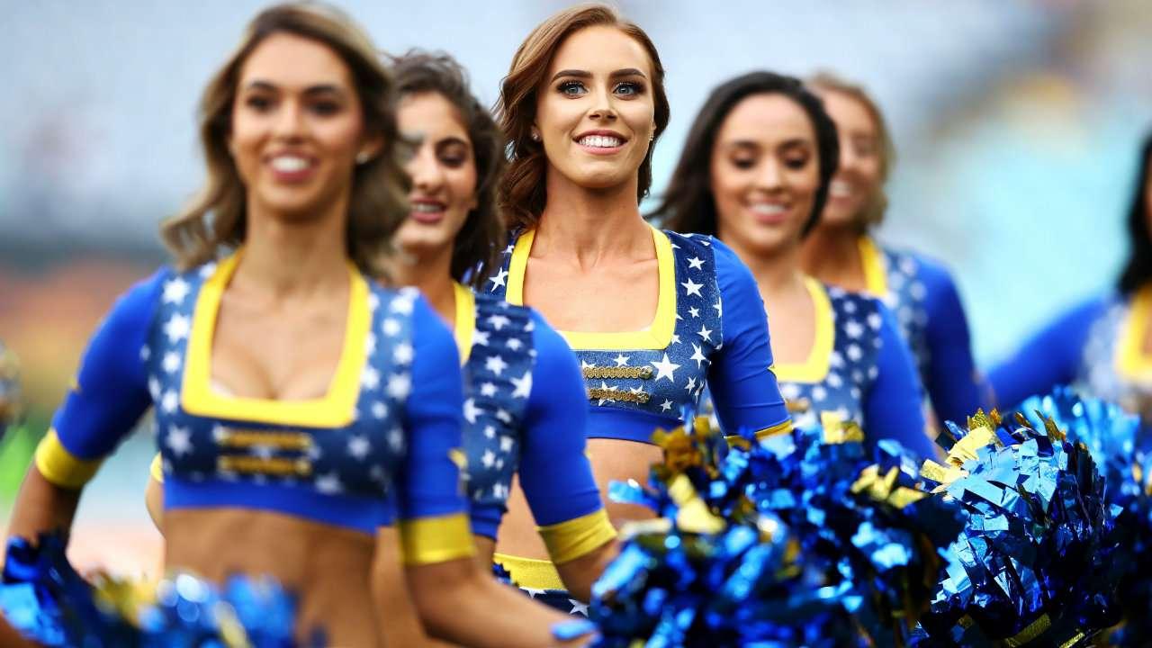 Parramatta Eels Cheerleaders