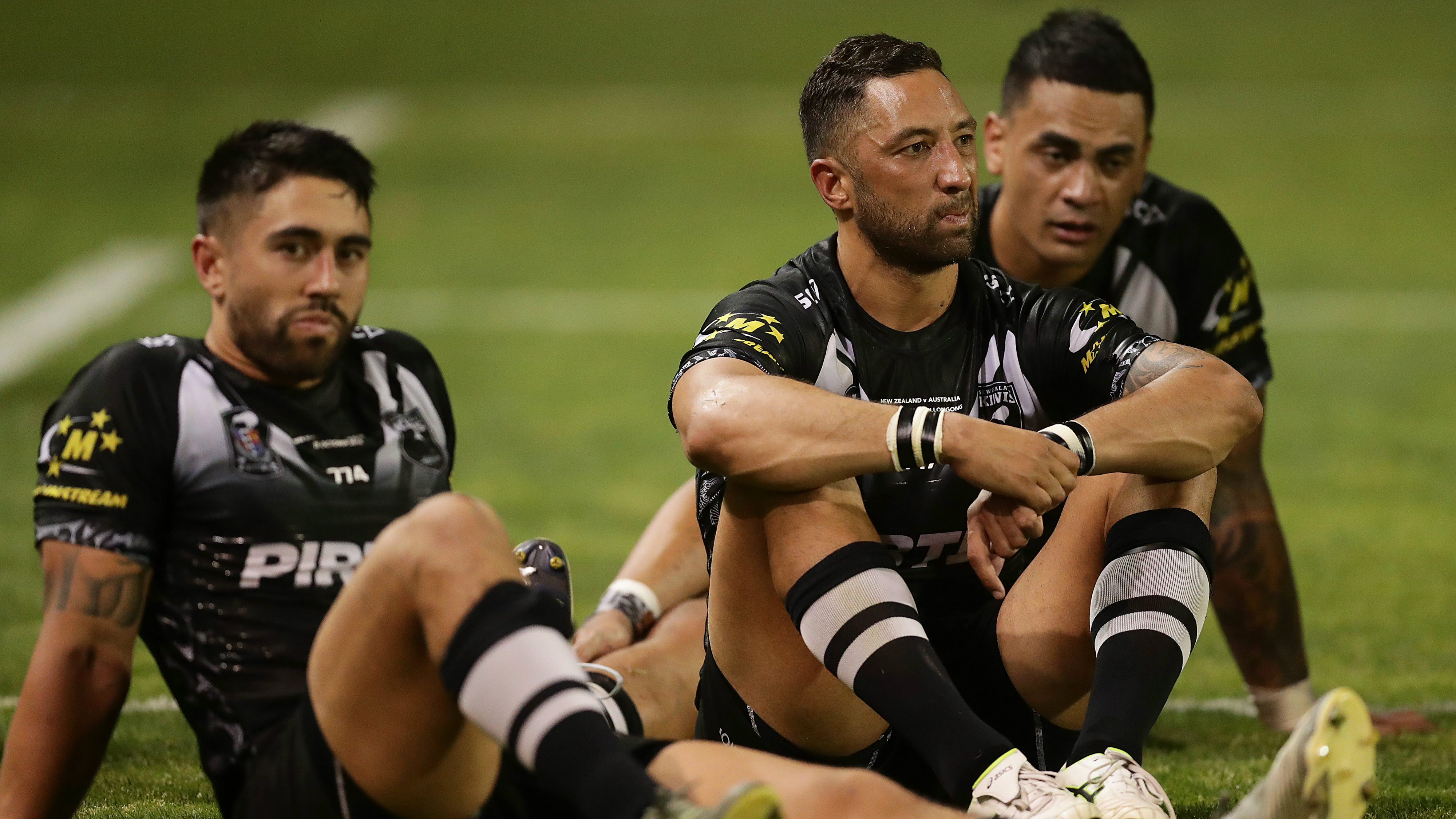 New Zealand captain Benji Marshall and coach Michael Maguire respond to rumours around star player's Kiwis future