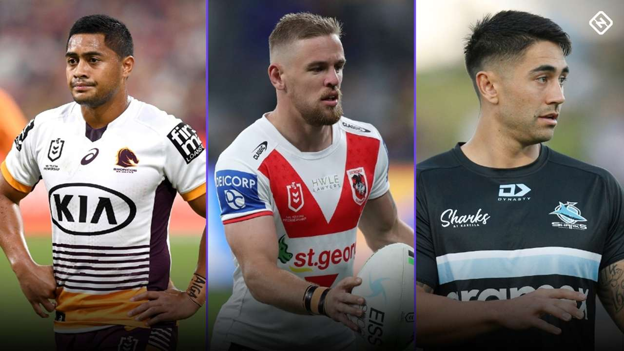 NRL off contract