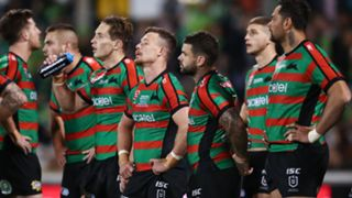South Sydney players