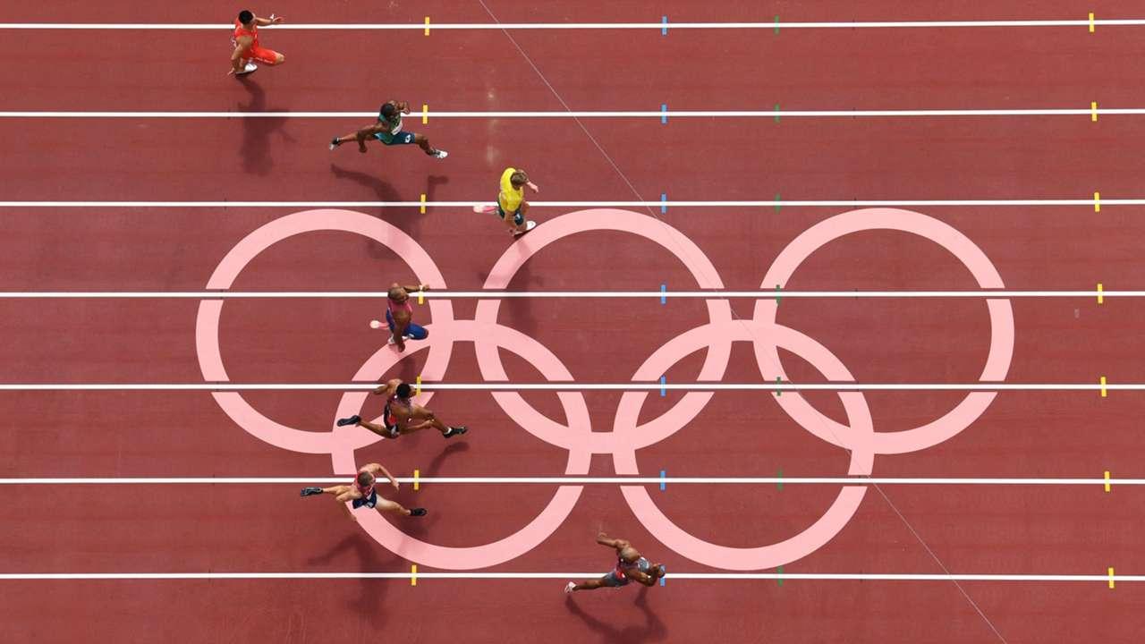 Tokyo Olympics decathlon