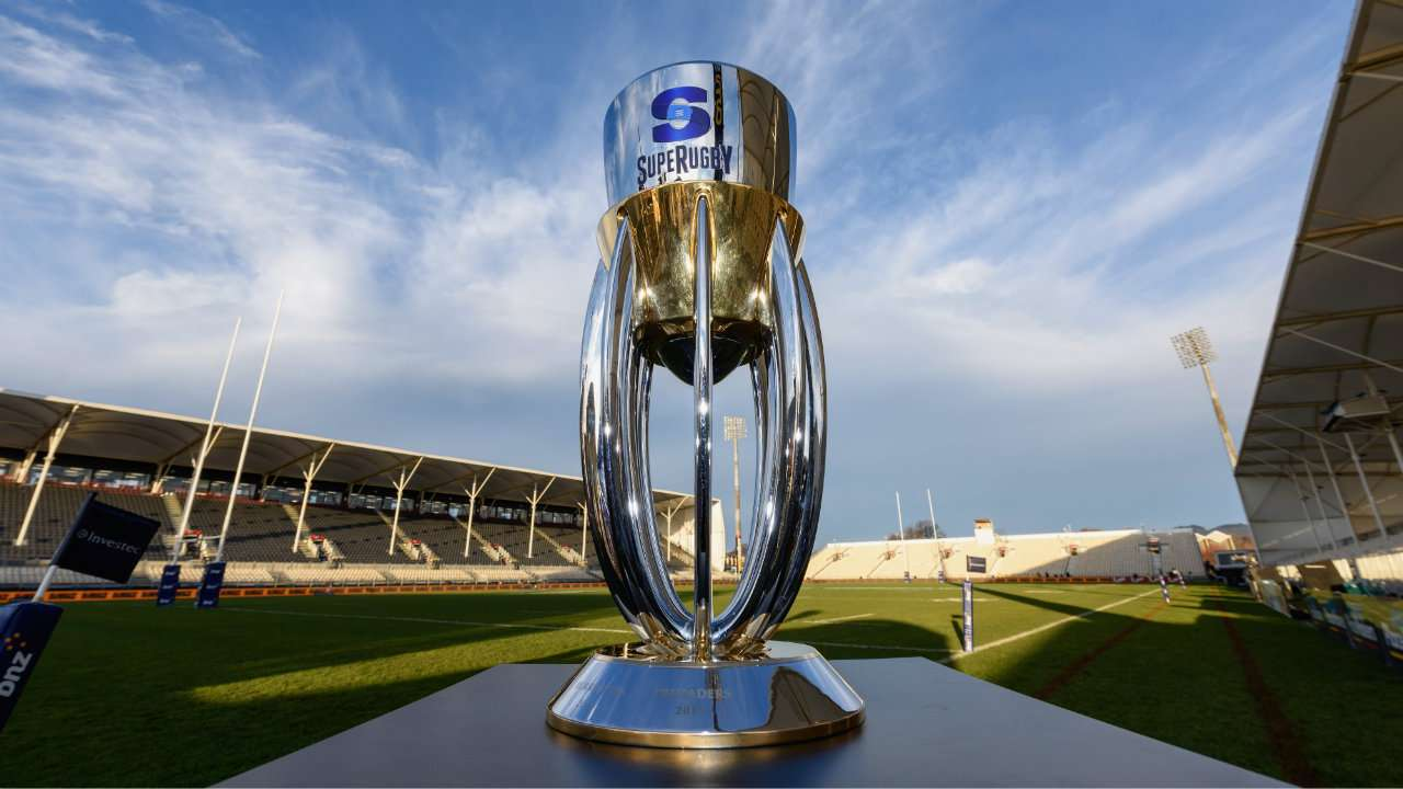Super Rugby Trophy