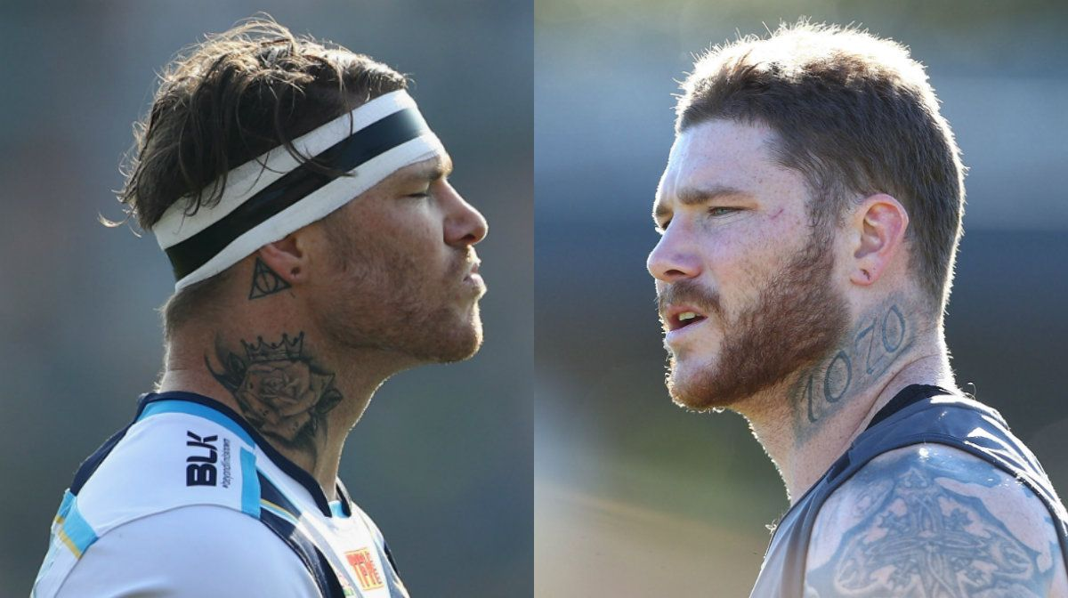 The Best And Worst Of Rugby League Tattoos Sporting News Australia