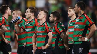 South Sydney players