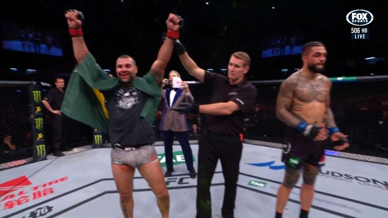 Shogun Rua defeats Tyson Pedro