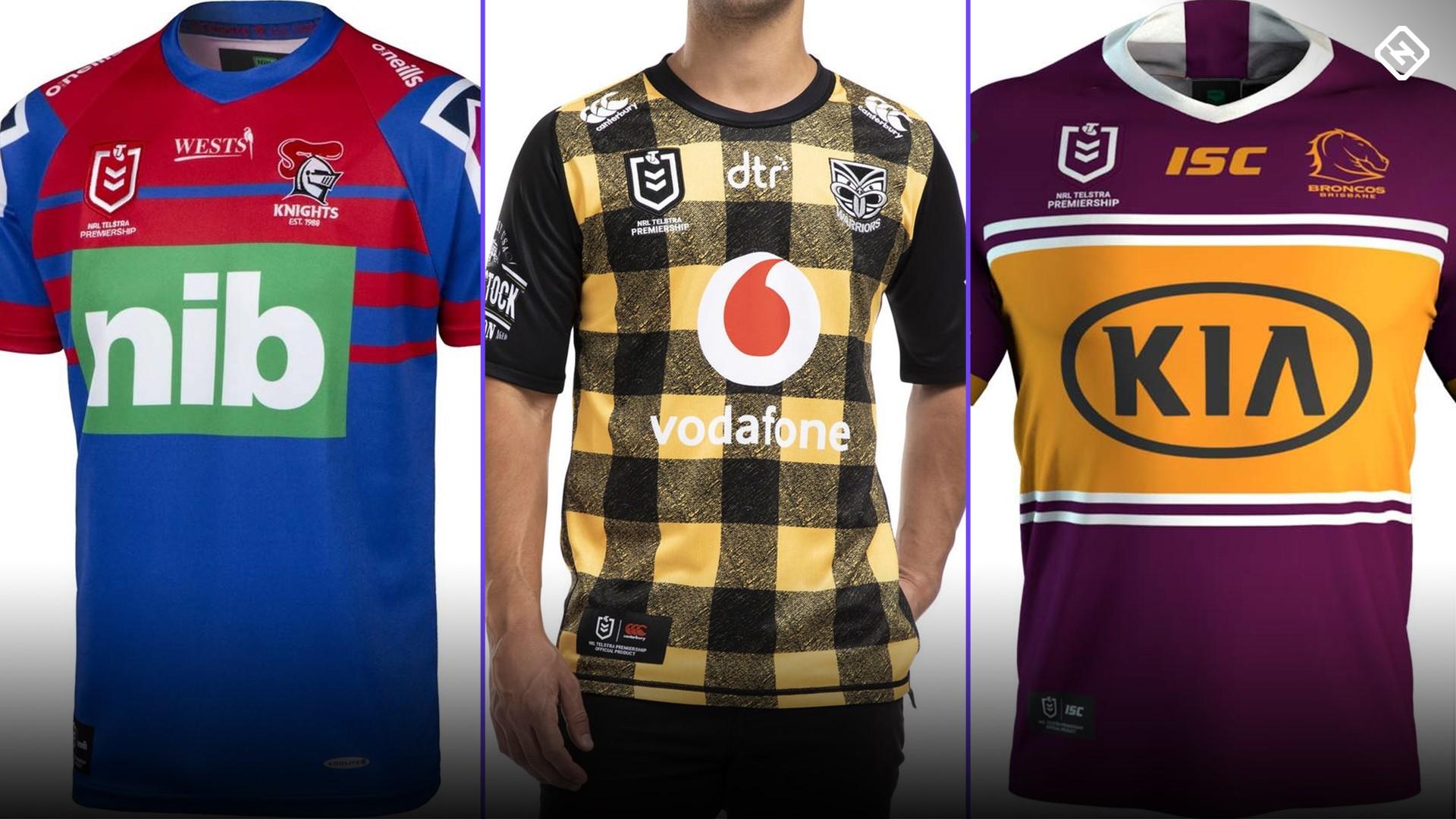NRL 2020: Every club's jerseys for the 2020 NRL season | Sporting ...
