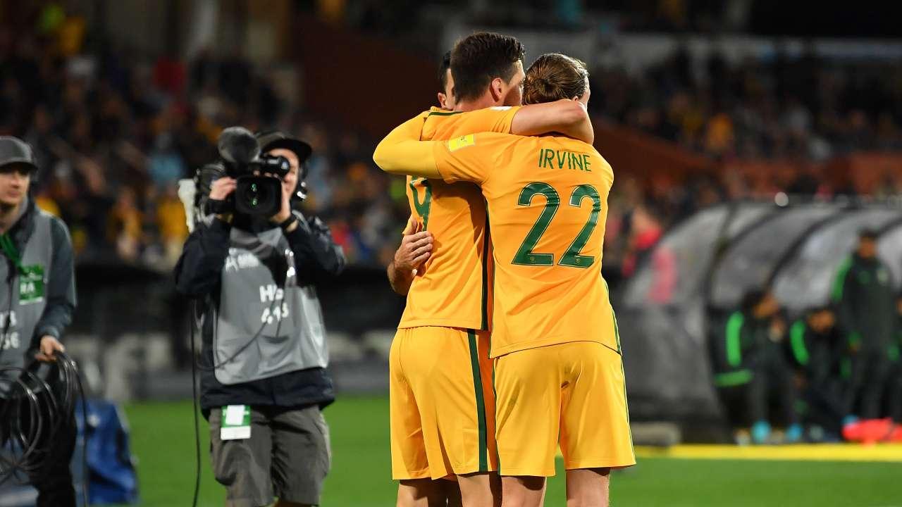 Socceroos camera