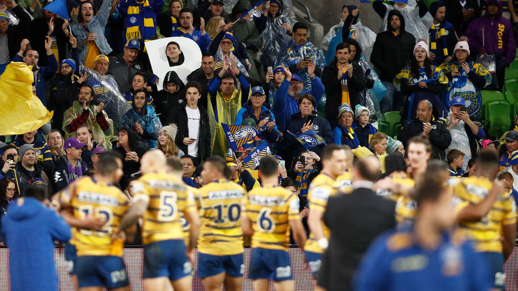 Ryan Matterson signs with Parramatta Eels following Wests Tigers release