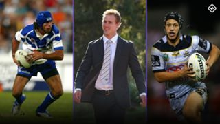 Kalyn Ponga Daly Cherry Evans Johnathan Thurston