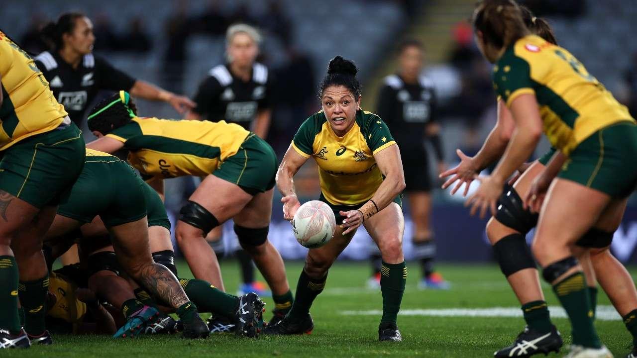 Australia women's rugby